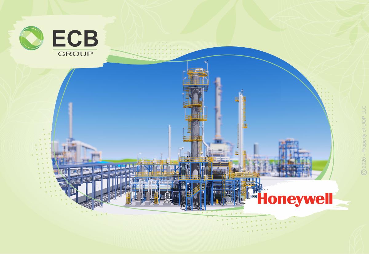 Honeywell foi a escolhida para fornecer tecnologia de combustíveis renováveis para a primeira planta avançada de biocombustíveis do ECB Group no Paraguai