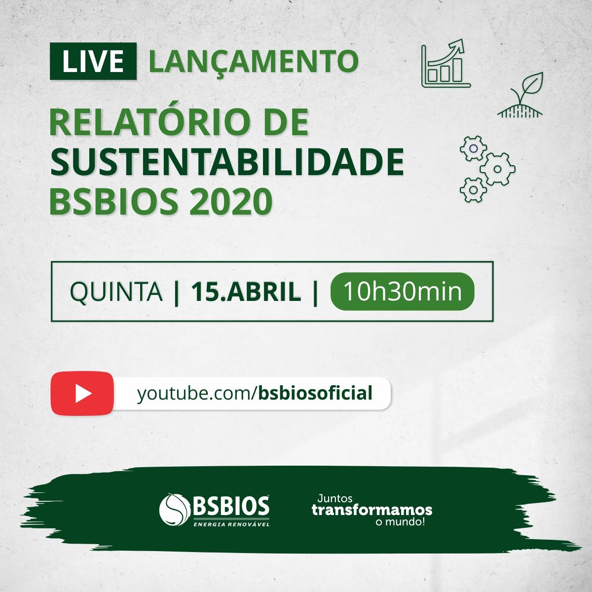 Live Lançamento RS 2020
