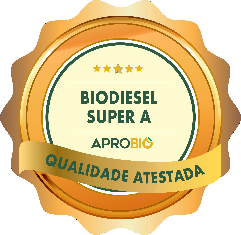 Selo APROBIO de Qualidade atesta alto padrão do biodiesel produzido pela BSBIOS