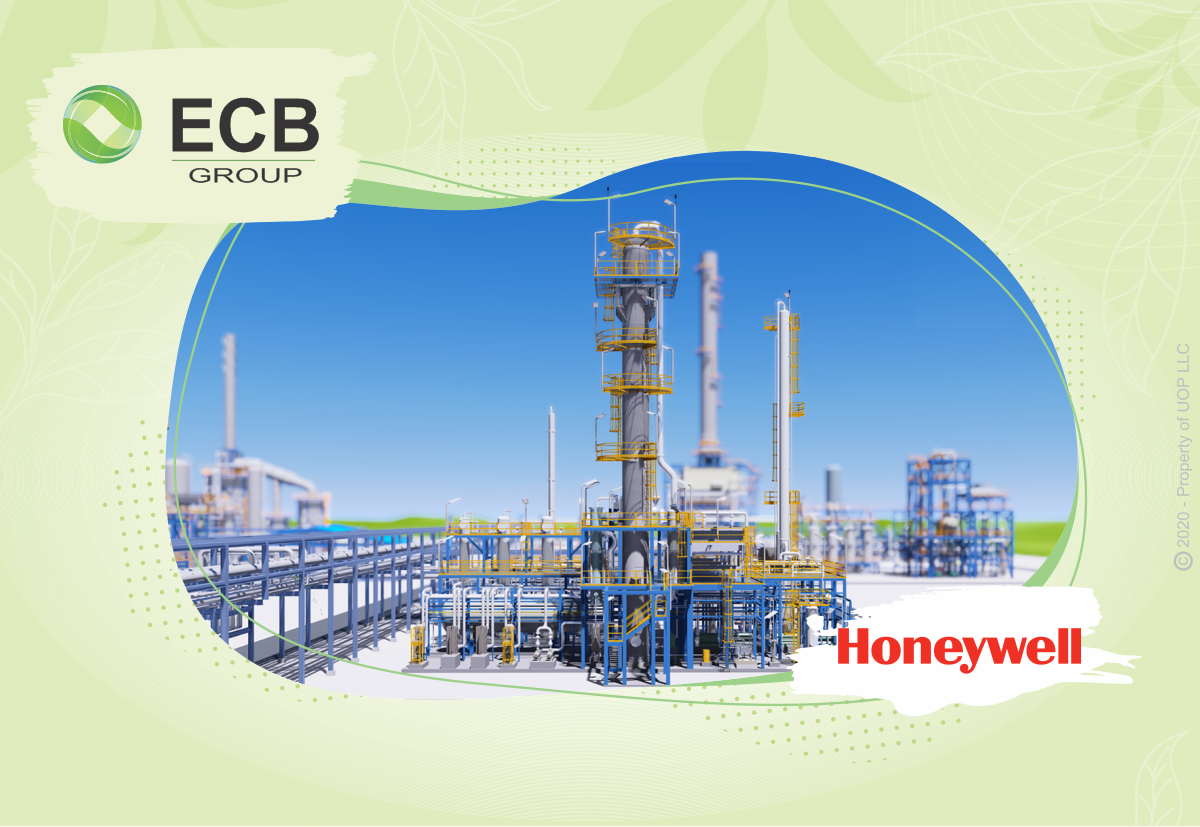 Honeywell Renewable Fuels Technology Chosen For First Advanced Biofuels Plant In Paraguay For ECB Group