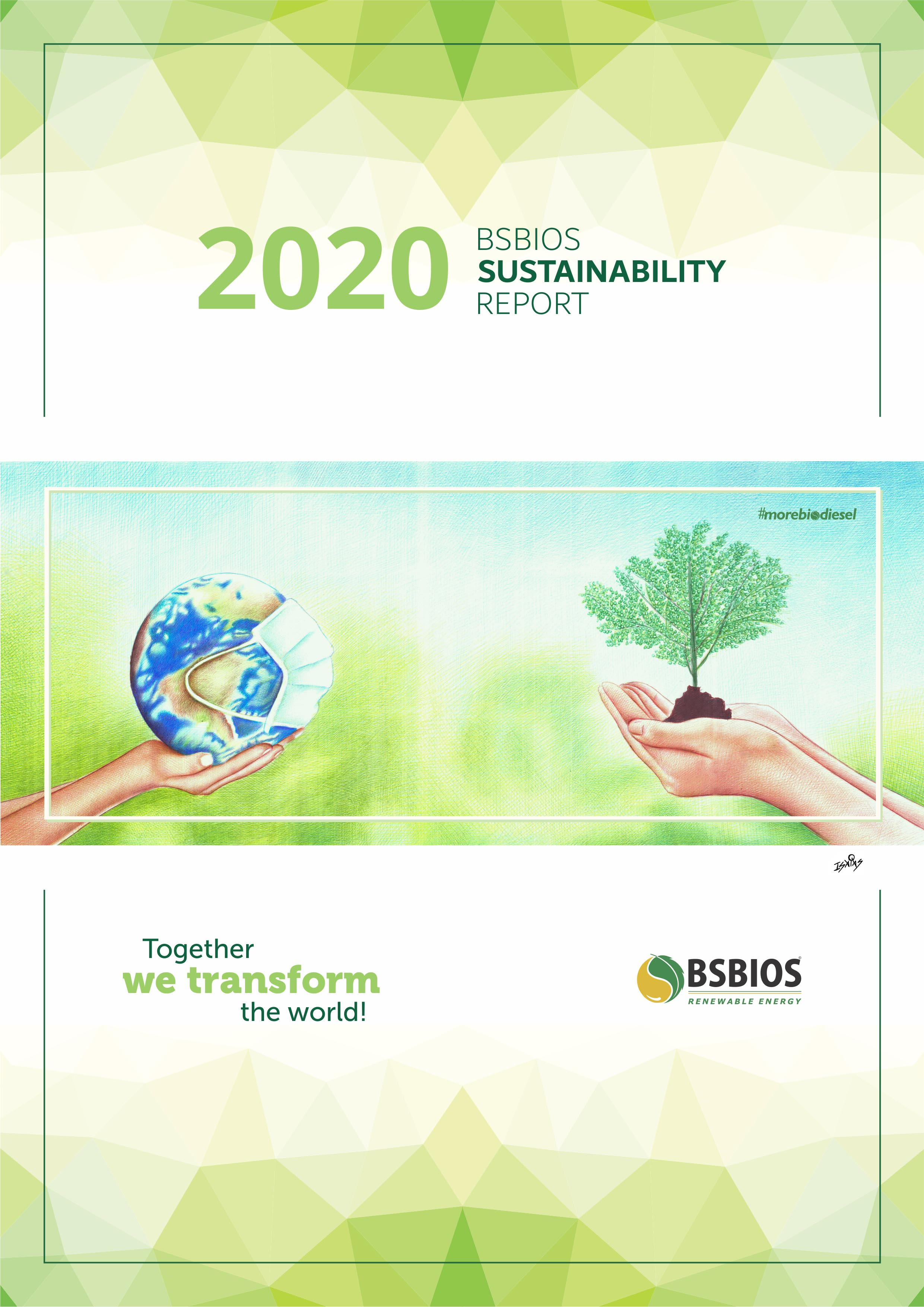 BSBIOS reaffirms ESG commitment in Sustainability Report 2020