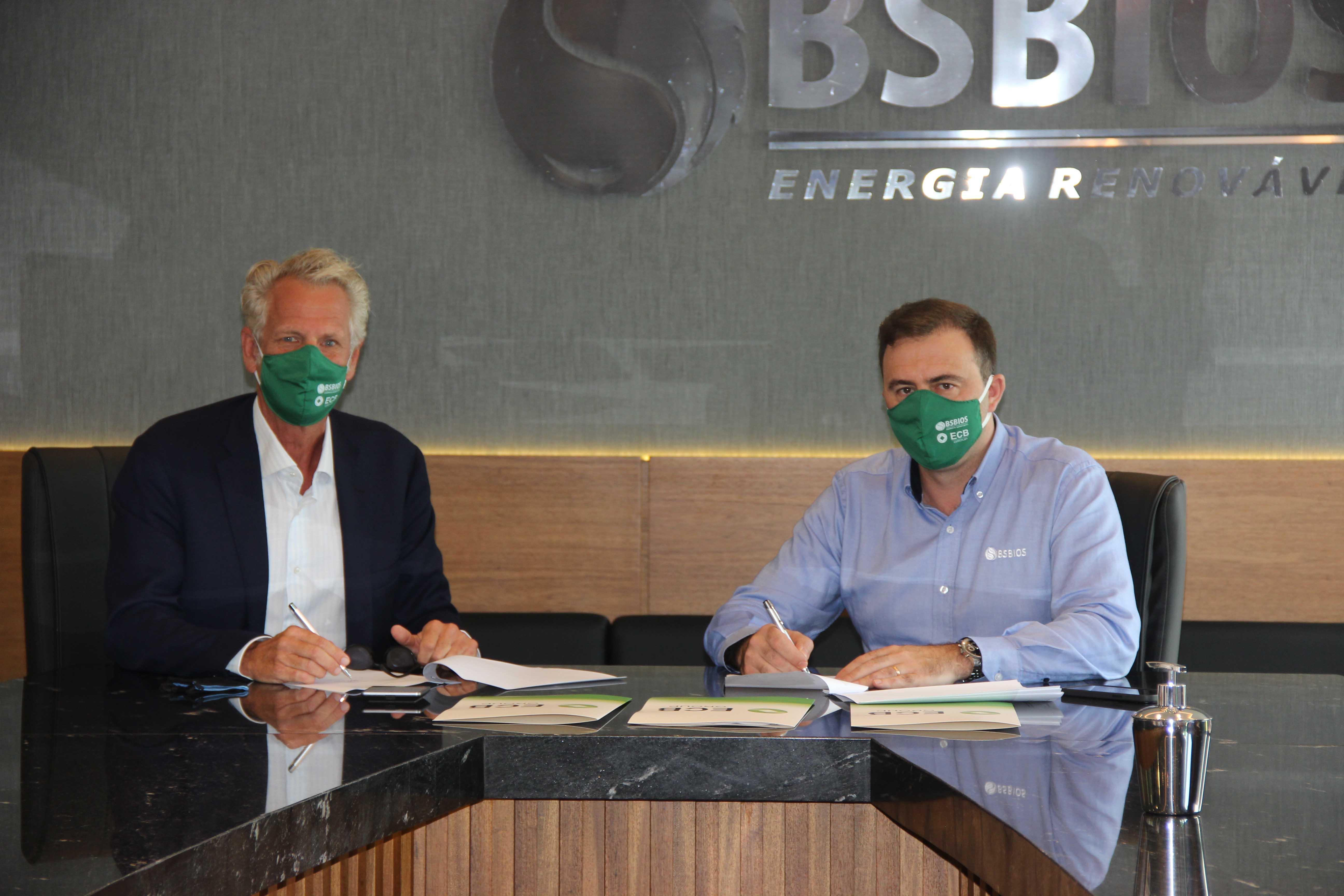 El Grupo ECB firma un contrato de suministro de materia prima sostenible de Pongamia con Investancia para la biorrefinería Omega Green
