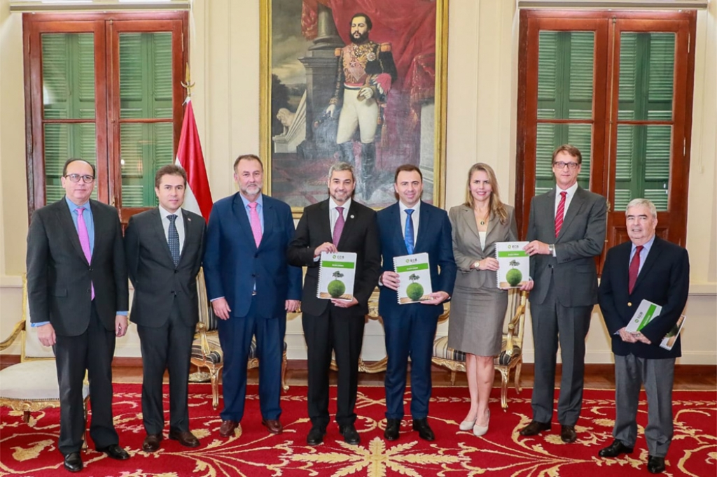 In an unprecedented initiative in the Southern Hemisphere, ECB Group and the Government of Paraguay come together to produce advanced biofuels