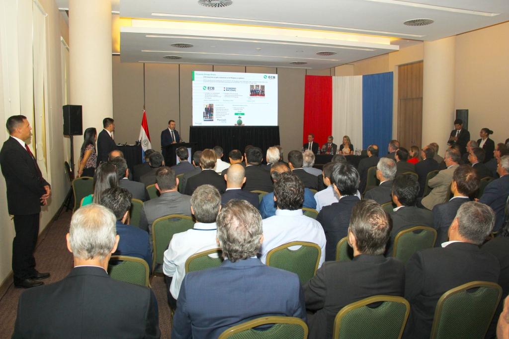 Bancos e empresas globais estão entre os fornecedores do complexo de combustíveis avançados Ômega Green, no Paraguai