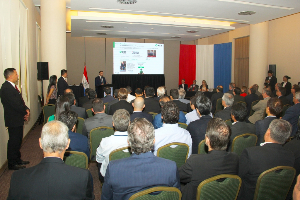 Banks and global companies will be the suppliers of the Omega Green advanced biofuel plant in Paraguay