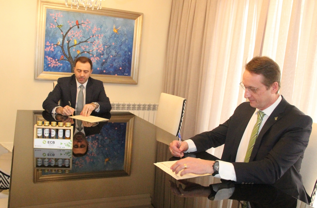 ECB Group e governo do Paraguai assinam contrato de Zona Franca para instalação de usina de biocombustível verde