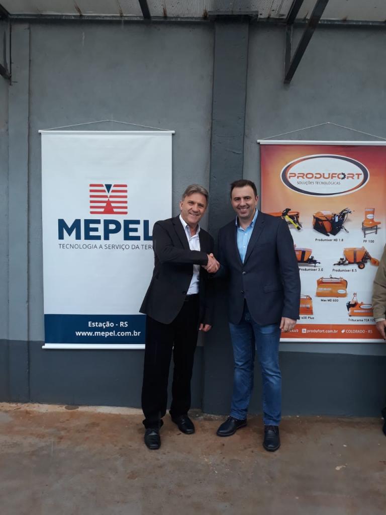 Produfort é vendida para a Mepel