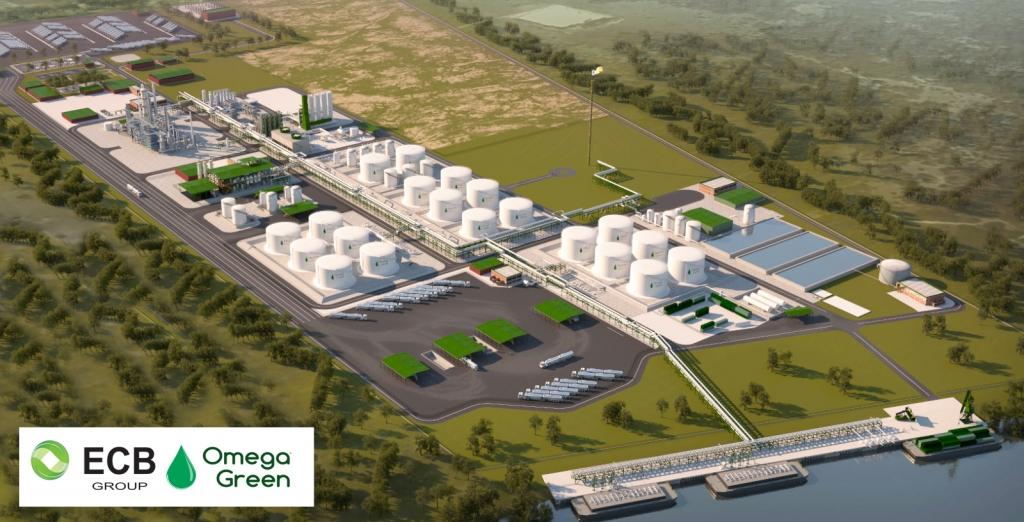ECB Group firma parcerias estratégicas com assessorias para financiamento do projeto Omega Green no Paraguai