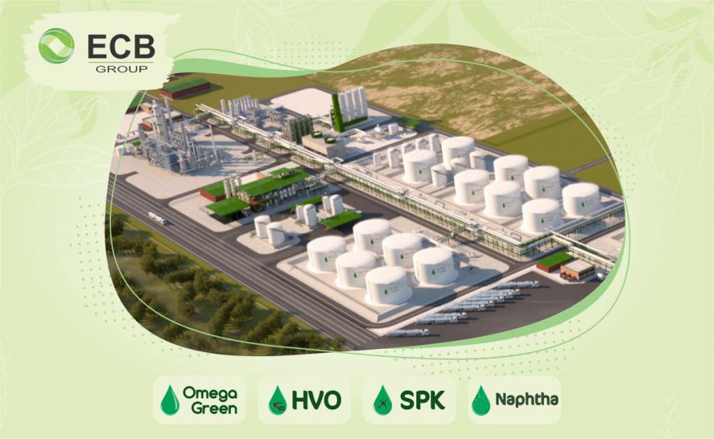 ECB Group assina contrato de compra e venda de mais de 2,5 bilhões de litros de biocombustíveis com a Shell
