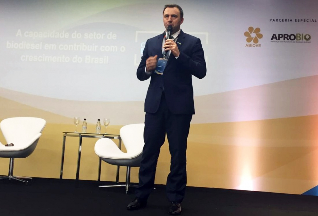 É fundamental novo governo manter o RenovaBio e o aumento da mistura de biodiesel, diz Erasmo Battistella